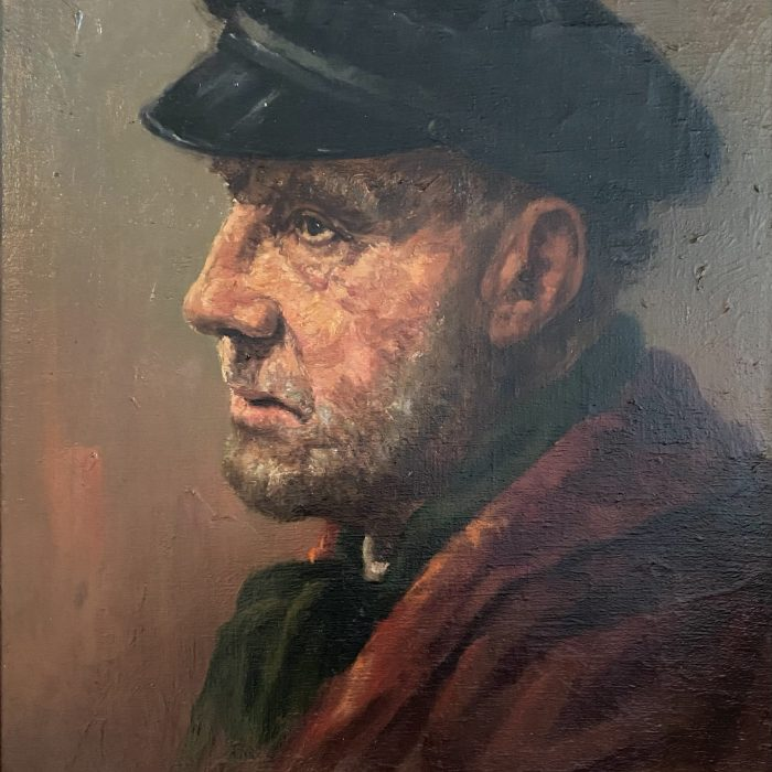 A Portrait of a Fisherman