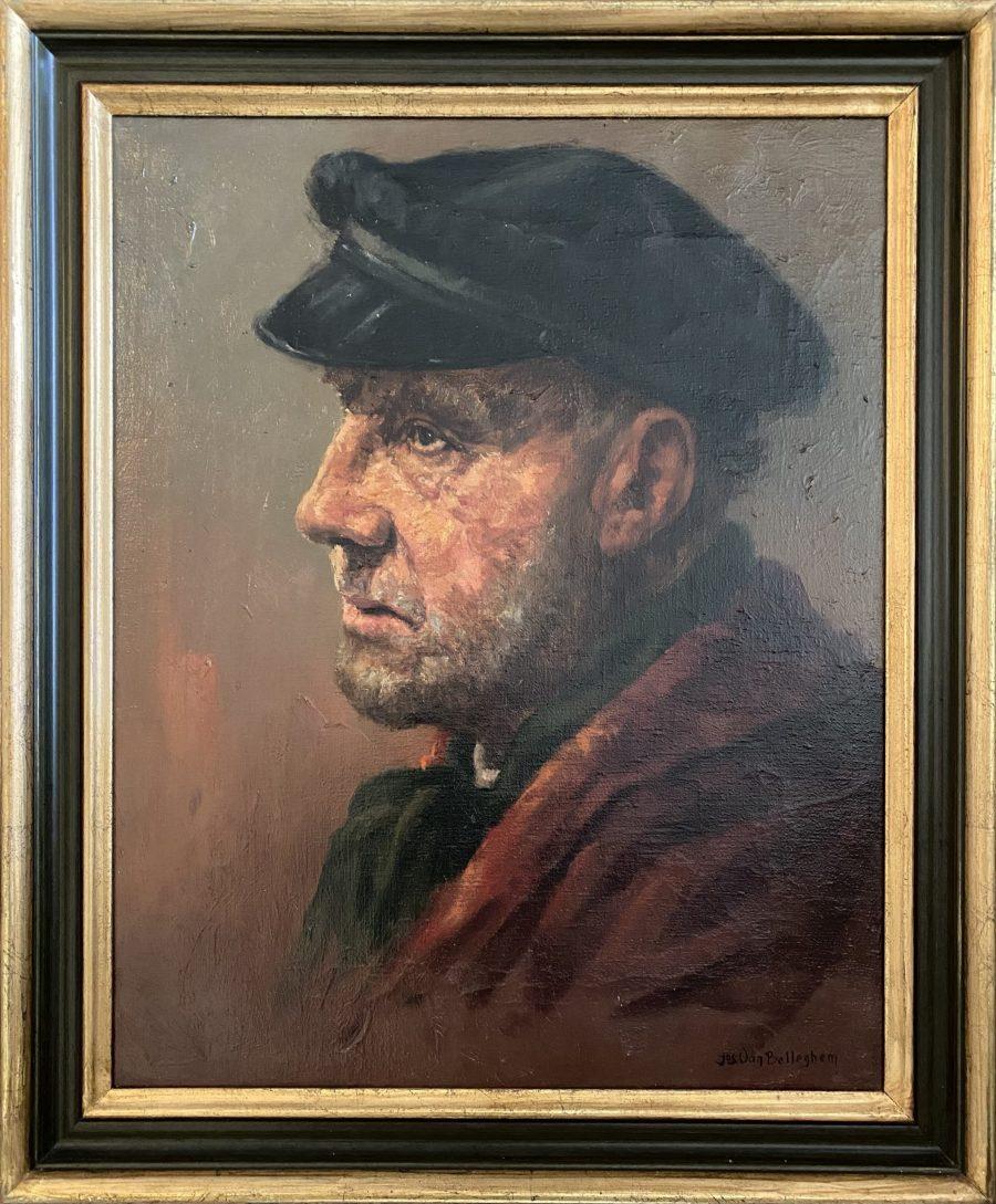A Portrait of a Fisherman